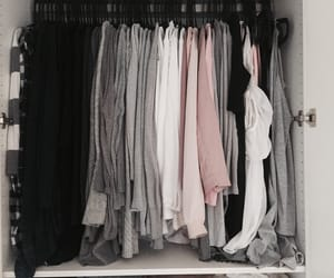 grey, pink and grey theme, and pink image