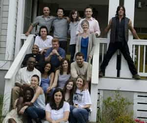 family, the walking dead, and twd image