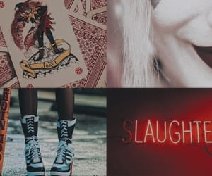 aesthetic, DC, and harleen quinzel image