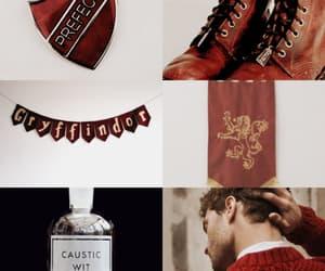 gryffindor and hogwarts image