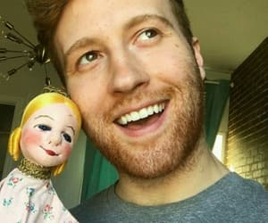 andrew, doll, and youtube image