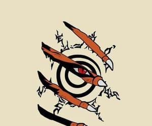 naruto, kurama, and anime image