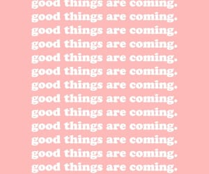 good things, positive, and positivity image