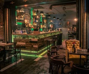 bar and steampunk image