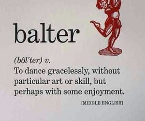 dance and balter image
