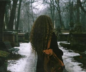 aesthetic, harry potter, and hermione granger image