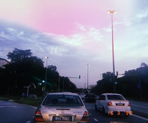 asia, lavender, and pink image