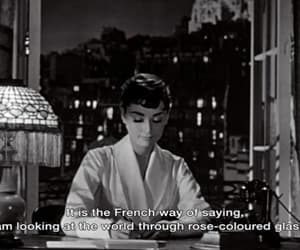 audrey hepburn, la vie en rose, and movie image