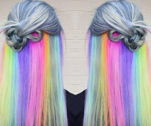 colores, tumblr, and pelos image