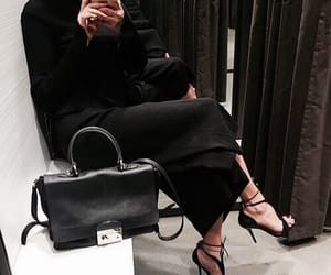 fashion, heels, and girl image