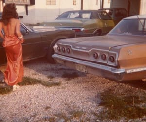60s, 70s, and car image