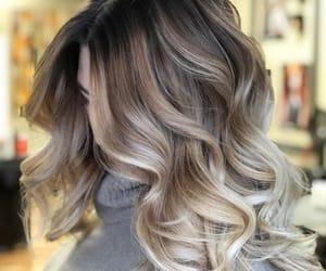hair and balayage image