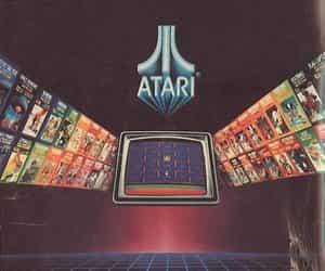 atari and game image