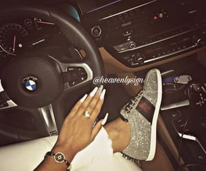 accessories, beauty, and bmw image