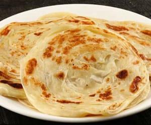 indian food recipes and kuttu ka paratha recipe image