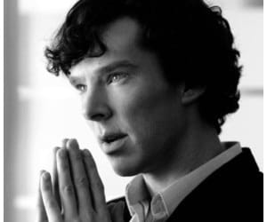 british, celebrity, and sherlock holmes image