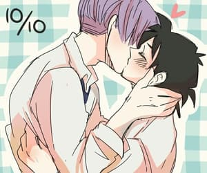 10 10, briefs, and yaoi image