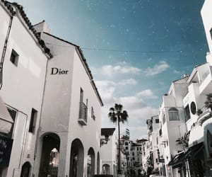 travel, city, and dior image