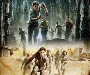 vintage, the maze runner, and teen wolf image