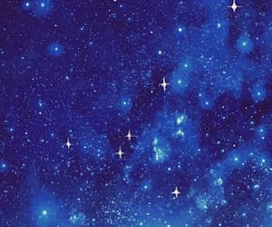 gif, galaxy, and blue image