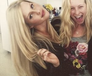 blonde, tvd, and candice accola image