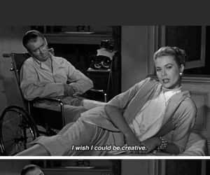 movie, rear window, and quotes image