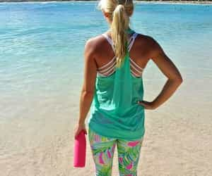 southern, lilly pulitzer, and fashion image