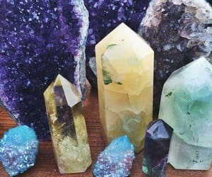 aesthetic, article, and gemstones image