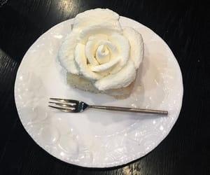かわいい, バラ, and アイス image