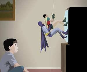 batman, batman tv show, and dc art image
