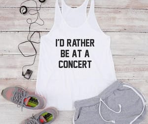 concert, quote, and quote shirt image