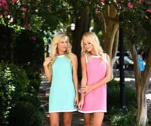 fashion, preppy, and southern image