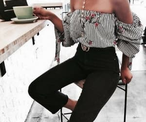 moda, outfit, and style image