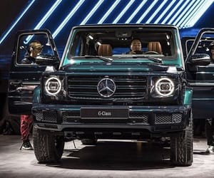 benz, cars, and dream car image