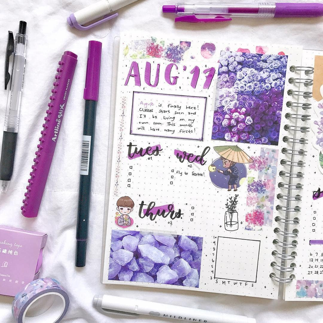 article, inspiration, and journal image