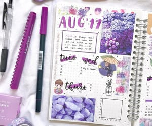 article, journal, and bujo image