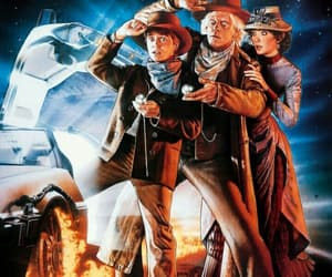 Back to the Future and poster image