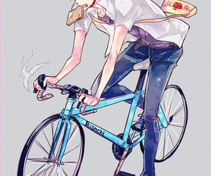 anime, anime boy, and yowamushi pedal image
