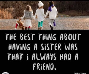 quotes and sister image