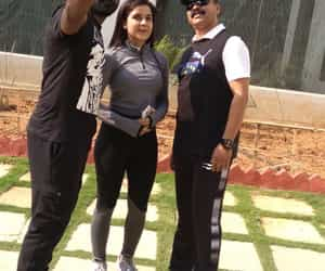 hyderabad, z the angel, and zumba fitness image