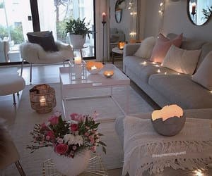 decoration, home, and lights image