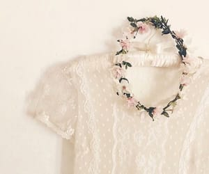 aesthetic, grunge, and lace image