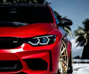 bmw, car, and front image