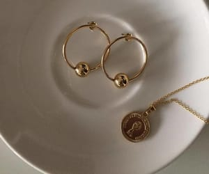 accessories, gold, and jewels image