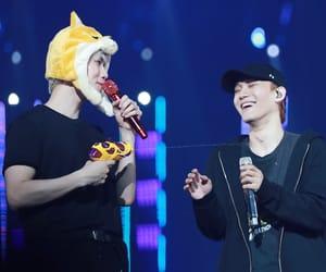 exo, baekhyun, and baekchen image