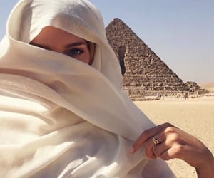 egypt, beauty, and travel image
