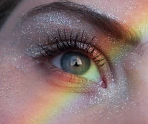 article, eyeshadow, and girl image