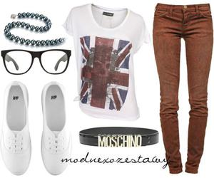 british and shoes image