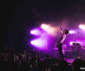 concert, mark foster, and foster the people image