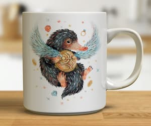 cup, harry potter, and fantastic beasts image
